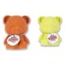 Gumka do ścierania z temperówką PENMATE - Teddy Bear mix kolorów